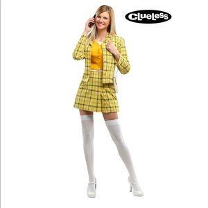 NWT Clueless Cher Halloween Costume Size 3X
